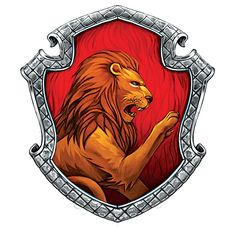 New Pottermore Crest - Gryffindor by ChromoManiac on DeviantArt