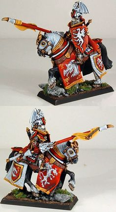Bretonnian Duke #Warhammer