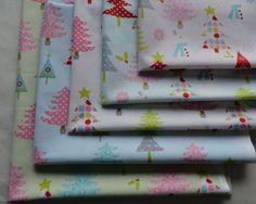 Christmas Fabric Bundle/Riley Blake/Christmas by ChristmasJul