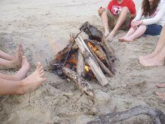 Toasty Toes Beachfire Shell Island, Camping, Outdoor Decor, Home Decor, Campsite, Decoration Home, Room Decor, Home Interior Design, Campers