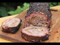Cherry Bacon Bomb - deutsches Grill- und BBQ-Rezept