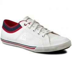 80a0ad70bdb6 Teniszcipő LE COQ SPORTIF - Saint Gaetan Gs Boys Cvs 1710046 Optical  White Vintage Red