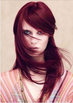 Elige el #color de #cabello perfecto con #RIZOS. http://www.rizos.es/es/ #Peluquería