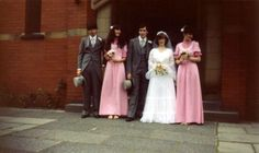 Our wedding 25 July 1981