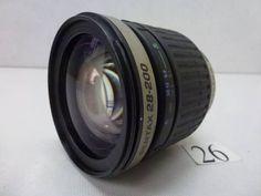 LS325GA SMC PENTAX-FA 28-200mm F3.8-5.6 IF AL ジャンク_SMC PENTAX-FA 28-200mm F3.8-5.6 IF AL