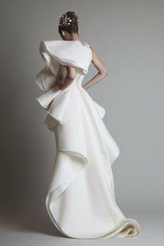 Vestido de Noiva ♡ Coleção Krikor Jabotian Para Noivas Modernas | Wedding Dress ♡ Krikor Jabotian Collection For Modern Brides