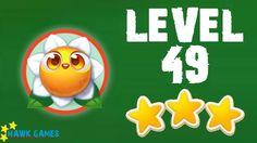 Farm Heroes Super Saga - 3 Stars Walkthrough Level 49