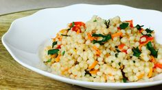 Couscous and Vegetable Medley – Recipes.InstantPot.com