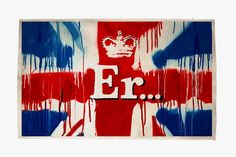 Banksy Diamond Jubilee