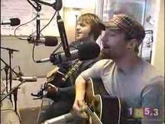 Shawn McDonald - Captivated - SPIRIT 105.3 FM Live In Studio