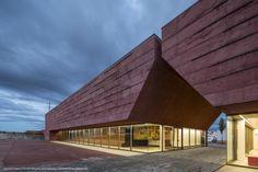Center for Interpretation of The Battle of Atoleiros / Gonçalo Byrne Arquitectos + Oficina Ideias em Linha