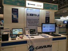 Cavium at Interop Conference Tokyo 2016