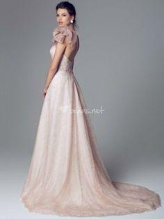Blumarine 2014 - http://www.bodas.net/articulos/vestidos-de-novia-en-rosa--c2304