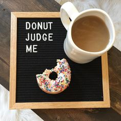 "120 Likes, 9 Comments - Angela Hodges (@angela.hodgess) on Instagram: ""Donut judge me! I really deserve a donut this week!"""