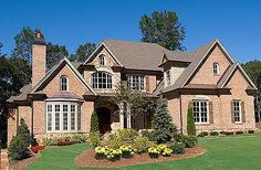 Plan W15611GE: Corner Lot, Photo Gallery, Premium Collection, Traditional, Luxury, European House Plans & Home Designs