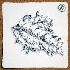 Zentangle by Maria Thomas, Zentangle founder