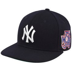 8ac6228fff5fd New Era New York Yankees Navy Blue 1978 World Series 59FIFTY Fitted Hat  1978 World Series