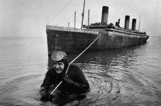 On shooting the movie Raise the Titanic. 1980