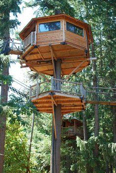 Travel | Oregon | Vacations | Getaways | Destinations | Treehouses | Overnights | Weekend Getaways | Resorts