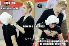 Chen leia.......