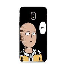 One Punch Man Face Cartoon Head Human Behavior Samsung Galaxy J5 Prime Case | Republicase