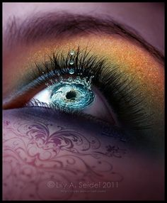 Water In My Eyes by Lilyas on DeviantArt