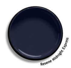 Resene Midnight Express compare for hallway Door Paint Colors, Blue Paint Colors, Paint Color Schemes, Wall Colors, House Colors, Exterior Door Colors, Exterior Paint, Resene Colours, Blue Siding