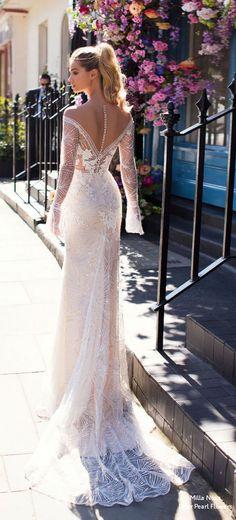 Milla Nova Blooming London 2019 wedding dresses Bonnie 2 #weddings #dresses #weddingdresses #bridaldresses #weddingdresses2019 #wedddingideas #weddinginspiration