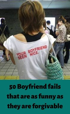 Oh, boyfriends. Aren't they the best? Everything is all fresh and new in the relationship and they treat their significant others like queens. Boyfriend fails that are as funny as they are forgivable Crazy Girlfriend Meme, Boyfriend Humor, Belly Dance Makeup, Easy Pranks, Celebs Go Dating, Funny Pictures Of Women, Awkward Funny, Video Channel, Can't Stop Laughing