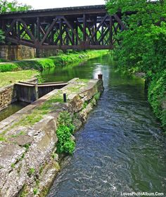 Delaware Canal Lock 24
