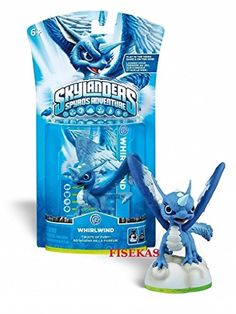 Skylanders Spyros Adventure WHIRLWIND Figure Card Web Code 2012 Series 1 NEW _GER4T134D G54EG4314102445 -- Read more  at the image link.Note:It is affiliate link to Amazon. #like