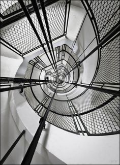 Stairs by Michael Marchal on 500px
