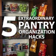 5 Extraordinary Pantry Hacks