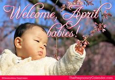Welcome, all adorable Springtime #April babies! April's birthstone is the diamond and flower is the daisy