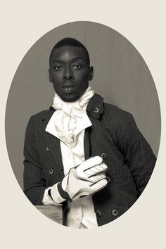 Olaudah Equiano (1745–97), known in his lifetime as Gustavus Vassa, was a prominent African in London, a freed slave who supported the British movement to end the slave trade. Original engraving by an unknown artist.