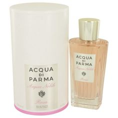 New Arrival: Acqua Di Parma Rosa Nobile, A complex warm floral perfume that is simply exquisite. A brilliant blend of sought after notes that when combined create a masterpiece such as this.