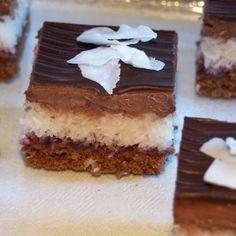 Kokosová pochúťka | recepty pečenie | koláče, zákusky, torty | najpečenie.sk