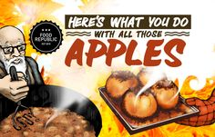 Infographic: Which Apples Are Best For Cooking, Baking, Eating Raw?