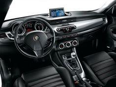 alfa romeo giulietta interior - Car HD Wallpaper
