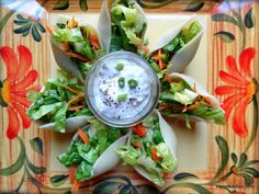 Salad Bites for Picky Kids | Big Red Kitchen - a regular gathering of distinguished guests