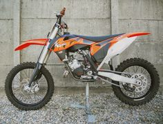 My Ktm 125 SX MY 2013... :) #accorgitene #ktm #miominipony #motocross #mx