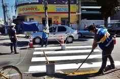 JORNAL O RESUMO - CIDADE - JORNAL O RESUMO: Prefeitura de Araruama investe em sinalização viár...