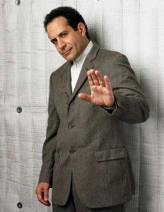 Tony Shalhoub - Another one of the very best, roll-embracing actors.