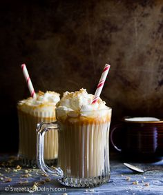 Butterscotch and White Chocolate Coffee
