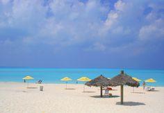 An easy day trip from Green Turtle Cay – Treasure Cay Beach, Abaco, Bahamas.