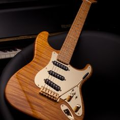 Dream Machine from Ufnal Guitars - a higher level of awesomeness! ;-)
