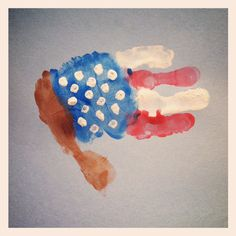 Happy-Go-Lucky: Fourth of July Projects - Inspired by Pinterest