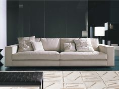 Image discovered by Prinsessa. Find images and videos about modern, living room and minotti on We Heart It - the app to get lost in what you love. Lounge Sofa, Chaise Sofa, Sectional Sofa, Couches, Sofa Furniture, Accent Furniture, Living Room Furniture, Living Rooms, Hamilton Sofa