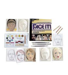 Kids makeup design kit!! Soooooooooooo Cool!