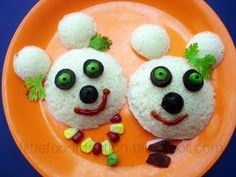 Cartoon idlis